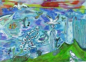 illustrations crée pour valériebonenfant.fr écrivain de contes pour enfant